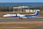 ishi_pinさんが、新潟空港で撮影したANAウイングス DHC-8-402Q Dash 8の航空フォト(写真)