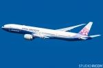 リコさんが、仁川国際空港で撮影したチャイナエアライン 777-309/ERの航空フォト(写真)