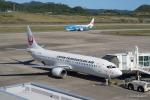 みなかもさんが、新石垣空港で撮影した日本トランスオーシャン航空 737-446の航空フォト(写真)