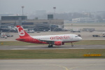 pringlesさんが、チューリッヒ空港で撮影したエア・ベルリン A319-112の航空フォト(写真)