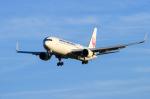 べガスさんが、成田国際空港で撮影した日本航空 767-346/ERの航空フォト(写真)