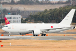 ryo1007さんが、福岡空港で撮影した航空自衛隊 KC-767J (767-2FK/ER)の航空フォト(写真)