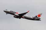 こだしさんが、関西国際空港で撮影したジェットスター・ジャパン A320-232の航空フォト(写真)