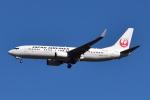 Timothyさんが、成田国際空港で撮影した日本航空 737-846の航空フォト(写真)
