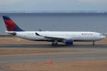 Wings Flapさんが、中部国際空港で撮影したデルタ航空 A330-223の航空フォト(写真)