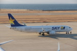 krozさんが、神戸空港で撮影したスカイマーク 737-82Yの航空フォト(写真)
