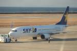 krozさんが、神戸空港で撮影したスカイマーク 737-86Nの航空フォト(写真)