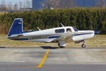 PASSENGERさんが、ホンダエアポートで撮影した法人所有 M20K 252TSEの航空フォト(写真)