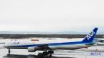 SNAKEさんが、新千歳空港で撮影した全日空 777-381の航空フォト(写真)