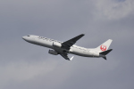 unknownさんが、羽田空港で撮影した日本航空 737-846の航空フォト(写真)