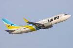 Orcaさんが、新千歳空港で撮影したAIR DO 737-781の航空フォト(写真)