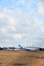 なないろさんが、小松空港で撮影した日本貨物航空 747-4KZF/SCDの航空フォト(写真)