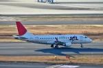 えるあ~るさんが、羽田空港で撮影したジェイ・エア ERJ-170-100 (ERJ-170STD)の航空フォト(写真)