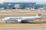 delawakaさんが、羽田空港で撮影した日本航空 777-289の航空フォト(写真)