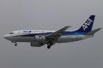 スターアライアンスKMJ H・Rさんが、福岡空港で撮影したANAウイングス 737-54Kの航空フォト(写真)