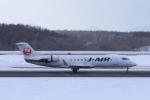 うとさんが、新千歳空港で撮影したジェイ・エア CL-600-2B19 Regional Jet CRJ-200ERの航空フォト(写真)