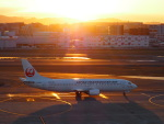 goroさんが、福岡空港で撮影した日本トランスオーシャン航空 737-446の航空フォト(写真)