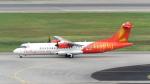 誘喜さんが、シンガポール・チャンギ国際空港で撮影したファイアフライ航空 ATR-72-600の航空フォト(写真)