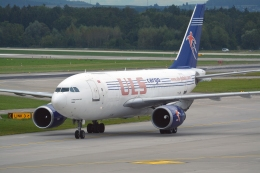 kansai-spotterさんが、チューリッヒ空港で撮影したULS・エアライン・カーゴ A310-308(F)の航空フォト(写真)
