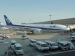 flyflygoさんが、羽田空港で撮影した全日空 777-281の航空フォト(写真)
