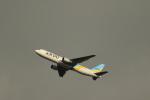 KENKEN25さんが、羽田空港で撮影したAIR DO 767-33A/ERの航空フォト(写真)