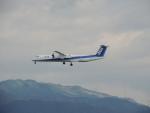 猛虎ファンさんが、伊丹空港で撮影したANAウイングス DHC-8-402Q Dash 8の航空フォト(写真)