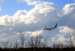 わかすぎさんが、小松空港で撮影した全日空 737-881の航空フォト(写真)