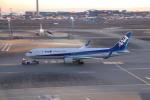 A350XWB-HNDさんが、羽田空港で撮影した全日空 767-381/ERの航空フォト(写真)