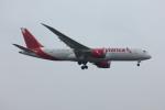 taka777さんが、ロンドン・ヒースロー空港で撮影したアビアンカ航空 787-8 Dreamlinerの航空フォト(写真)