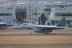 kc130hさんが、小松空港で撮影した航空自衛隊 F-15J Eagleの航空フォト(写真)