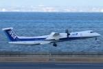reonさんが、中部国際空港で撮影したANAウイングス DHC-8-402Q Dash 8の航空フォト(写真)