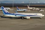 Wings Flapさんが、中部国際空港で撮影した全日空 767-381/ERの航空フォト(写真)