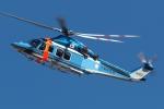 木人さんが、成田国際空港で撮影した千葉県警察 AW139の航空フォト(写真)