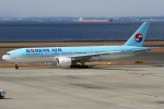 Wings Flapさんが、中部国際空港で撮影した大韓航空 777-2B5/ERの航空フォト(写真)