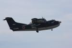Cassiopeia737さんが、高知空港で撮影した海上自衛隊 US-2の航空フォト(写真)