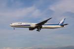 GO-01さんが、成田国際空港で撮影した全日空 777-381/ERの航空フォト(写真)
