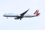 kingmengraiさんが、成田国際空港で撮影したフィリピン航空 A321-231の航空フォト(写真)