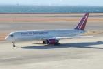 SIさんが、中部国際空港で撮影したオムニエアインターナショナル 767-3Q8/ERの航空フォト(写真)