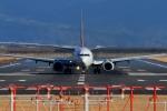 門ミフさんが、佐賀空港で撮影したティーウェイ航空 737-8Q8の航空フォト(写真)