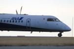 スターアライアンスKMJ H・Rさんが、熊本空港で撮影したANAウイングス DHC-8-402Q Dash 8の航空フォト(写真)