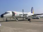 職業旅人さんが、徳島空港で撮影した日本エアコミューター YS-11A-500の航空フォト(写真)