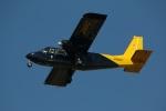 DONKEYさんが、宮崎空港で撮影した新日本航空 BN-2B-20 Islanderの航空フォト(写真)