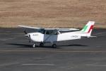 DONKEYさんが、宮崎空港で撮影した新日本航空 172P Skyhawkの航空フォト(写真)