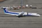 たみぃさんが、中部国際空港で撮影したANAウイングス DHC-8-402Q Dash 8の航空フォト(写真)