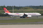 MA~RUさんが、成田国際空港で撮影したトランスアジア航空 A330-343Xの航空フォト(写真)