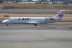 amagoさんが、伊丹空港で撮影したジェイ・エア CL-600-2B19 Regional Jet CRJ-200ERの航空フォト(写真)