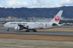 amagoさんが、伊丹空港で撮影した日本航空 767-346/ERの航空フォト(写真)