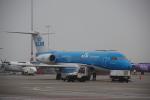 JA8037さんが、アムステルダム・スキポール国際空港で撮影したKLMシティホッパー 70の航空フォト(写真)