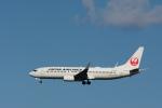 sukiさんが、羽田空港で撮影した日本航空 737-846の航空フォト(写真)