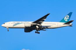 Orcaさんが、成田国際空港で撮影したニュージーランド航空 777-219/ERの航空フォト(写真)